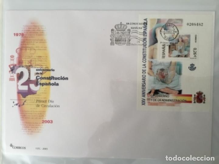 Sellos: España 2003 - Colección Sobres primer día 2003 SPD 2003 - Foto 37 - 152374050