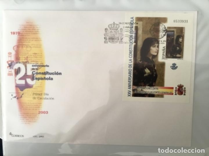 Sellos: España 2003 - Colección Sobres primer día 2003 SPD 2003 - Foto 38 - 152374050