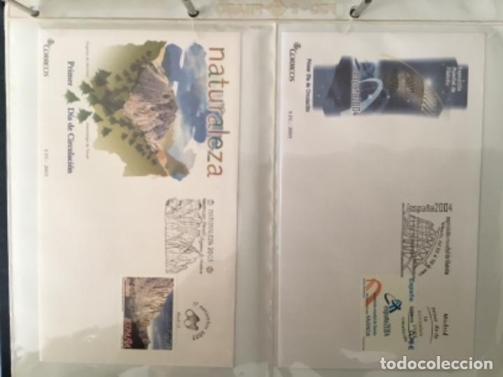Sellos: España 2003 - Colección Sobres primer día 2003 SPD 2003 - Foto 44 - 152374050