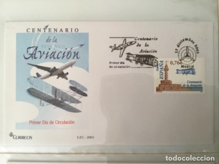 Sellos: España 2003 - Colección Sobres primer día 2003 SPD 2003 - Foto 45 - 152374050