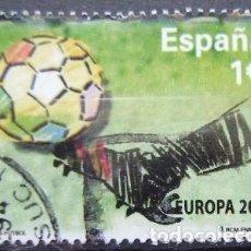 Sellos: ESPAÑA - EDIFIL Nº 4429 SELLO USADO - SELECION ESPAÑOLA DE FUTBOL - CAMPEONA DE EUROPA 2008. Lote 152377838