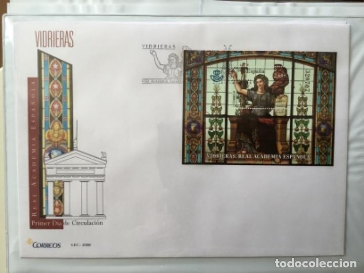Sellos: España 2008 - Colección Sobres primer día 2008 SPD 2008 - Foto 36 - 152372942