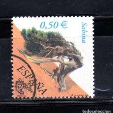 Sellos: ED Nº 3867 ARBOLES DEL AÑO 2002 USADO. Lote 152559562