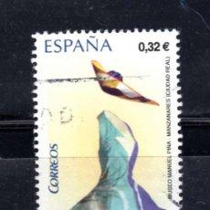 Sellos: ED Nº 4494A MODA ESPAÑOLA USADO. Lote 152562186