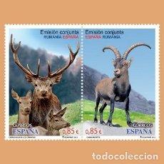 Sellos: NUEVO - EDIFIL 4753/4754 SIN FIJASELLOS - SPAIN 2012 MNH. Lote 156901549