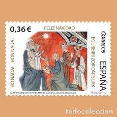 Sellos: NUEVO - EDIFIL 4755 SIN FIJASELLOS - SPAIN 2012 MNH. Lote 156901554