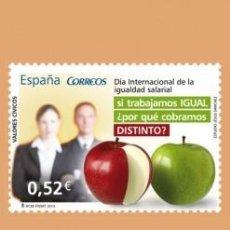 Sellos: NUEVO - EDIFIL 4776 SIN FIJASELLOS - SPAIN 2013 MNH. Lote 277438473