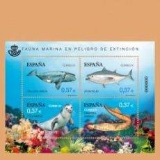 Sellos: NUEVO - EDIFIL 4799 SIN FIJASELLOS - SPAIN 2013 MNH. Lote 218713468