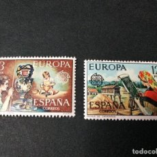 Sellos: EUROPA CEPT AÑO 1976. Lote 153147406