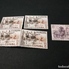 Sellos: EUROPA CEPT 1981. Lote 153406338