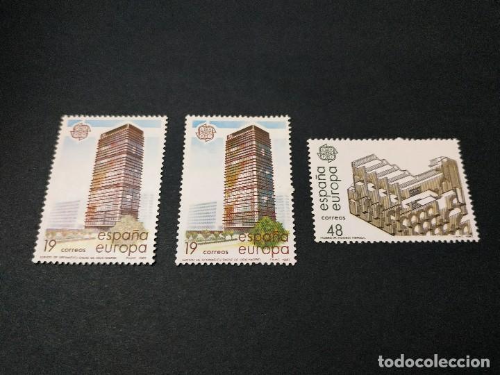 EUROPA CEPT 1987 (Sellos - España - Juan Carlos I - Desde 1.975 a 1.985 - Nuevos)