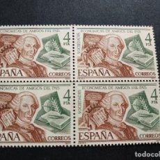 Sellos: SOCIEDADES ECONOMICAS DE AMIGOS DEL PAÍS 1977. Lote 154937402