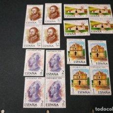Sellos: 12 OCTUBRE HISPANIDAD COSTA RICA 1976. Lote 155186294