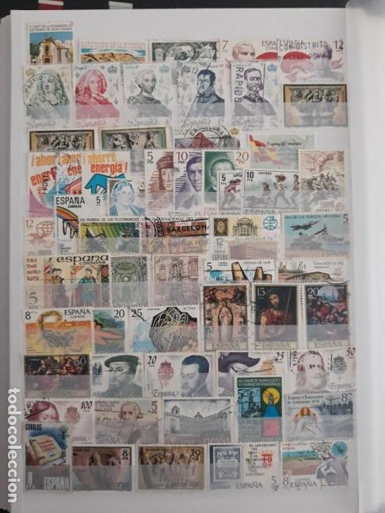LOTE DE 57 SELLOS USADOS DIFERENTES. ESPAÑA 1978 Y 1979 (Sellos - España - Juan Carlos I - Desde 1.975 a 1.985 - Usados)