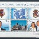 Sellos: SELLOS ESPAÑA 2004 EDIFIL 4087** VALENCIA MONARQUIA. Lote 155519810