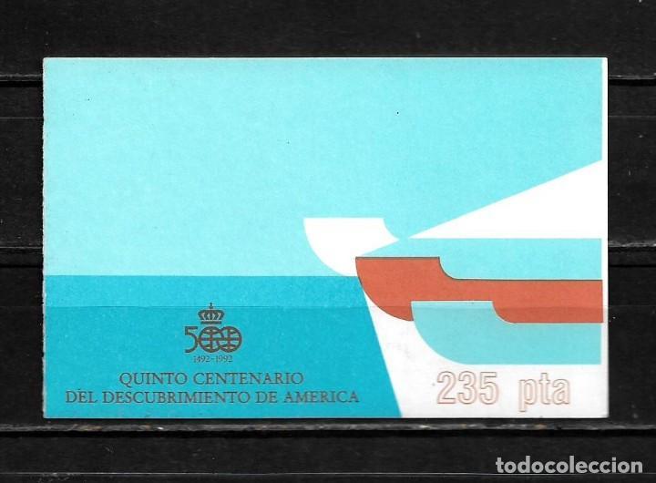 Sellos: España 1987 carne V centenario del descubrimiento de America - Foto 2 - 155585658