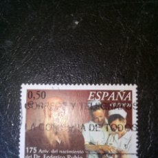 Sellos: SELLO DE ESPAÑA EDIFIL 3895 USADO 2002. Lote 155874242