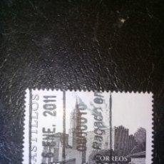 Sellos: SELLO DE ESPAÑA EDIFIL 3891USADO 2002. Lote 155874266