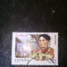 Sellos: SELLO DE ESPAÑA EDIFIL 3905 USADO 2002. Lote 155874374