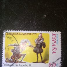 Sellos: SELLO DE ESPAÑA EDIFIL 3912 USADO 2002. Lote 155874446