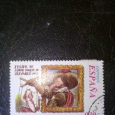 Sellos: SELLO DE ESPAÑA EDIFIL 3913 USADO 2002. Lote 155874478