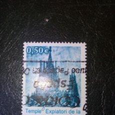 Sellos: SELLO DE ESPAÑA EDIFIL 3924 USADO 2002. Lote 155874538