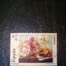Sellos: SELLO DE ESPAÑA EDIFIL 3926 USADO 2002. Lote 155874562