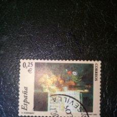 Sellos: SELLO DE ESPAÑA EDIFIL 3930 USADO 2002. Lote 155874570