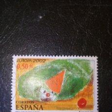 Sellos: SELLO DE ESPAÑA EDIFIL 3896 USADO 2002. Lote 155943670