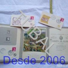 Sellos: TUBAL 1852 BARCELONA LISTA DE ABOGADOS. Lote 155995430