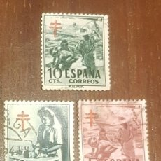 Sellos: SELLOS DE ESPAÑA 1953. CIRCULADOS.. Lote 156006246