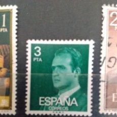Sellos: EDIFIL 2346 DE LA SERIE: S. M. D. JUAN CARLOS I. AÑO 1976. Lote 156555614