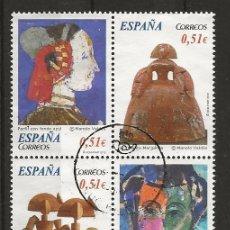 Sellos: R61.B1/ ESPAÑA USADOS 2012, EDIFIL 4739, ARTE CONTEMPORANEO. Lote 157729506