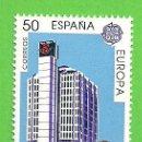 Sellos: EDIFIL 3059. EUROPA. ESTABLECIMIENTOS POSTALES. (1990).** NUEVO SIN FIJASELLOS.. Lote 158027938