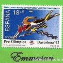 Sellos: EDIFIL 3077. BARCELONA'92. V SERIE PRE-OLÍMPICA - NATACIÓN. (1990).** NUEVO SIN FIJASELLOS.. Lote 158036842