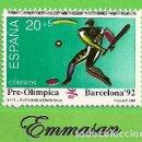 Sellos: EDIFIL 3078. BARCELONA'92. V SERIE PRE-OLÍMPICA - PELOTA BASE. (1990).** NUEVO SIN FIJASELLOS.. Lote 158038006