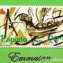 Sellos: EDIFIL 3081. V CENTENARIO DEL DESCUBRIMIENTO DE AMÉRICA. (1990).** NUEVO SIN FIJASELLOS.. Lote 158043986