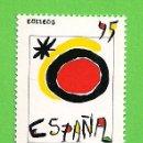 Sellos: EDIFIL 3091. AÑO EUROPEO DEL TURISMO. (1990).** NUEVO SIN FIJASELLOS.. Lote 158062082
