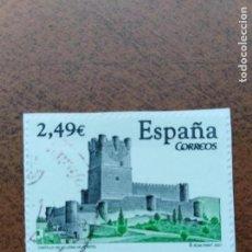 Sellos: SELLO ESPAÑA EDIFIL 4350 CASTILLO DE VILLENA ALICANTE . Lote 159056422