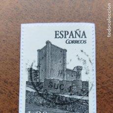 Sellos: SELLO ESPAÑA EDIFIL 4100 CASTILLO VILLAFUERTE DE ESGUEVA VALLADOLID. Lote 159058506