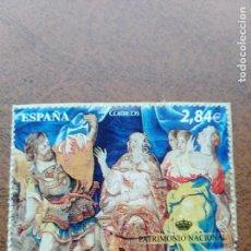Sellos: SELLO ESPAÑA DIDO DESPIDE A ENEAS S. XVII. Lote 159059166