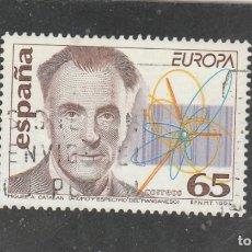 Sellos - ESPAÑA 1994 - EDIFIL NRO. 3302 - MIGUEL A. CATALAN - USADO - 159400922