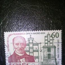 Timbres: SELLO DE ESPAÑA USADO 3410 USADO 1996. Lote 159424018
