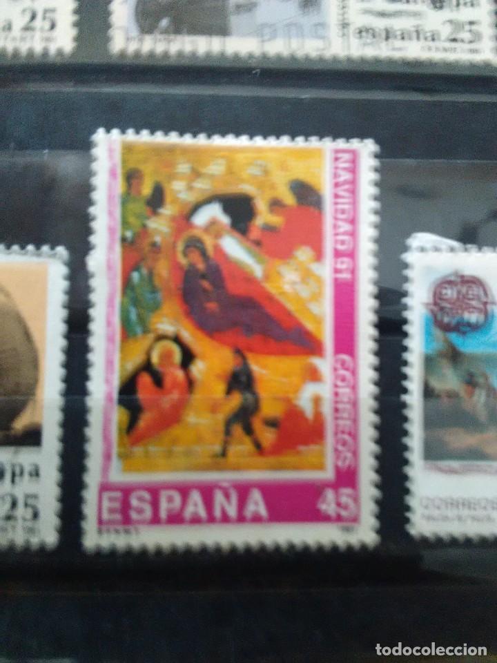 EDIFIL 3143 DE LA SERIE: NAVIDAD. AÑO 1991 (Sellos - España - Juan Carlos I - Desde 1.986 a 1.999 - Nuevos)
