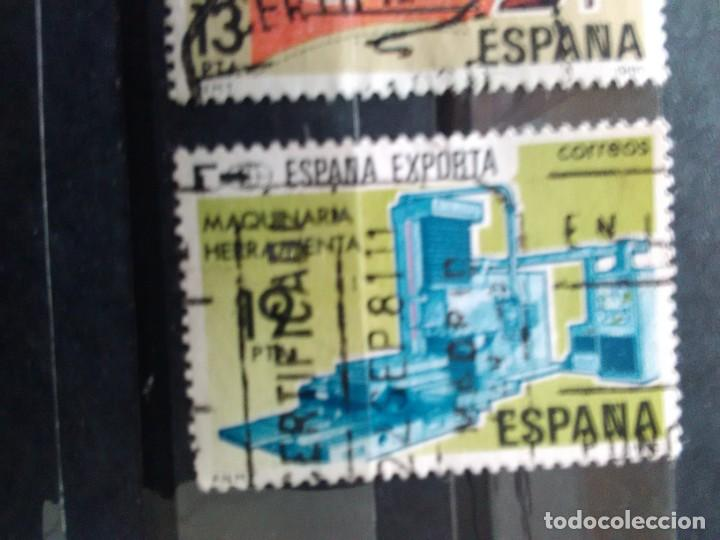 EDIFIL 2566 DE LA SERIE: ESPAÑA EXPORTA, AÑO 1980 (Sellos - España - Juan Carlos I - Desde 1.975 a 1.985 - Usados)