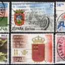 Sellos: ESPAÑA 2686/91 - AÑO 1983 - ESTATUTOS DE AUTONOMIA. Lote 160145974