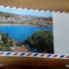Sellos: VESIV SOBRE CARTA DE SANT FELIU DE GUIXOLS . Lote 160171366