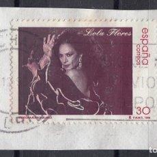 Sellos: ESPAÑA. 1996. LOLA FLORES. EDIFIL 3443. Lote 160331026