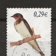 Sellos: R61/ ESPAÑA USADOS 2006, FLORA Y FAUNA. Lote 160371654