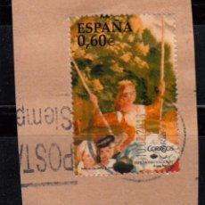 Sellos: ESPAÑA. 2008. PATRIMONIO NACIONAL. TAPICES. EDIFIL SH4427. Lote 160468066